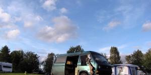 Camping mit dem T3