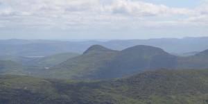Irische Berge