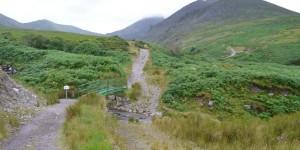 Wanderung auf den höchsten Berg Irlands