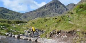 Der höchste Berg Irlands
