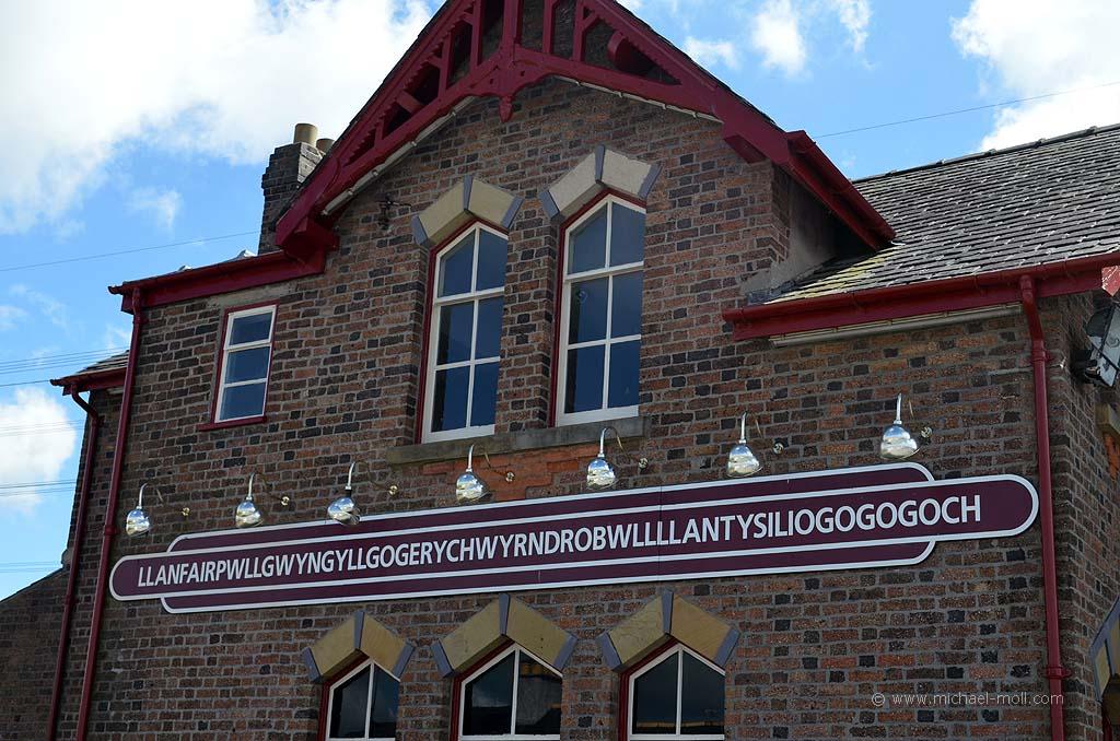Bahnhof von Llanfair