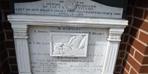 Titanic-Gedenkstätte