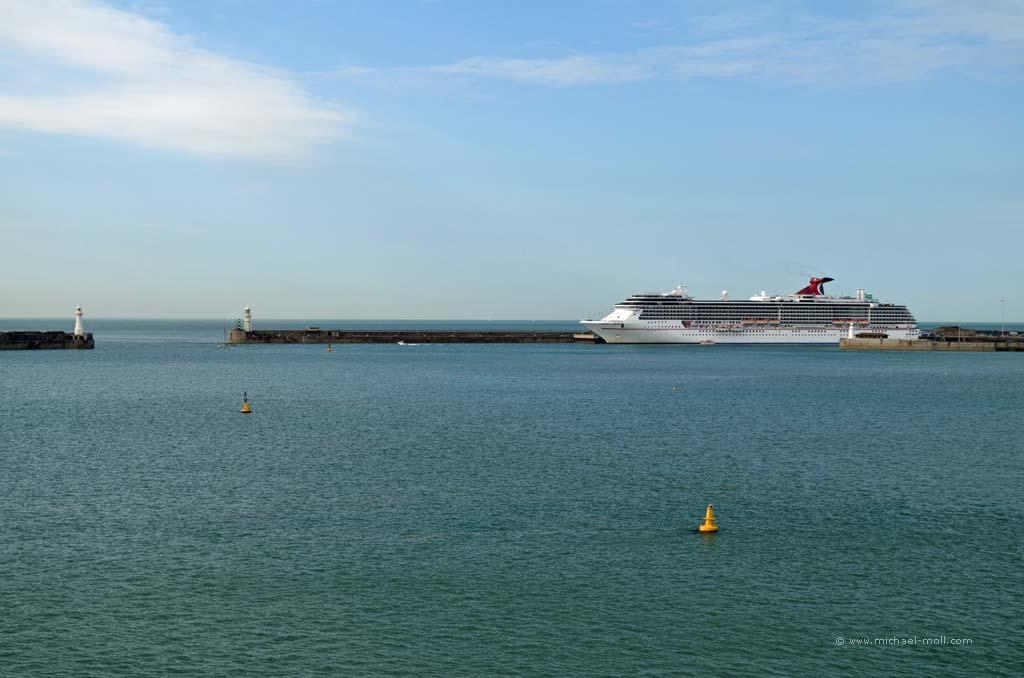 Hafen von Dover
