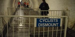 Tunnel unter der Themse