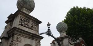 Eingang zum maritimen Teil Greenwichs