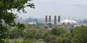 o2 Arena in Greenwich
