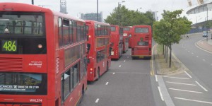 Doppeldeckerbusse