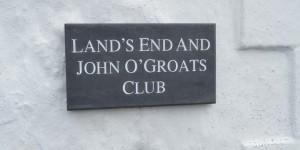 Lands End und John o Groats Club