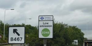 Umweltzone London