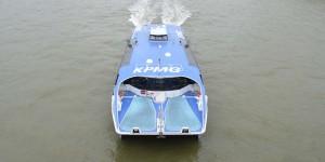 Boot auf der Themse