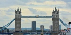 Tower Bridge und Themse