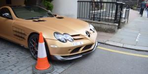 Mercedes aus Dubai