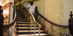 Treppenhaus im Harrods