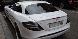 Mercedes aus Saudi-Arabien