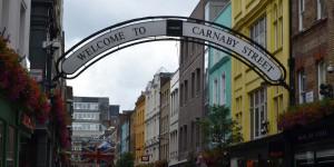 Willkommen in der Carnaby Street