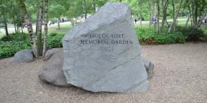 Holocaust-Mahnmal im Hyde Park