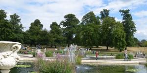 Italienische Gärten am Hyde Park