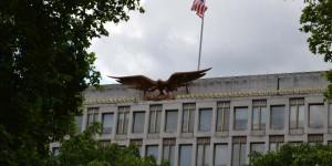 Amerikanische Botschaft in London
