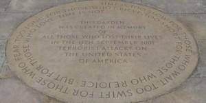 Erinnerung an den 11. September