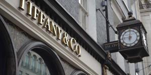 Tiffany auf der Bond Street