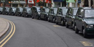 Taxireihe