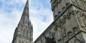 Kirche in Salisbury