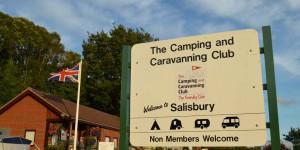 amping und Caravanning Club England