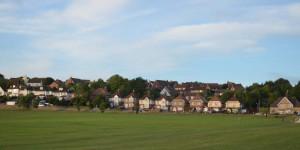 Ausblick am Campingplatz in Salisbury