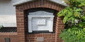 Denkmal für die Musiker der Titanic in Southampton