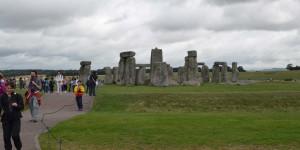 Rundweg um die Steine von Stonehenge