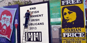 Politische Graffiti
