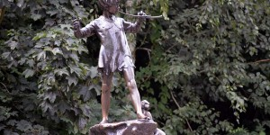 Peter Pan-Figur