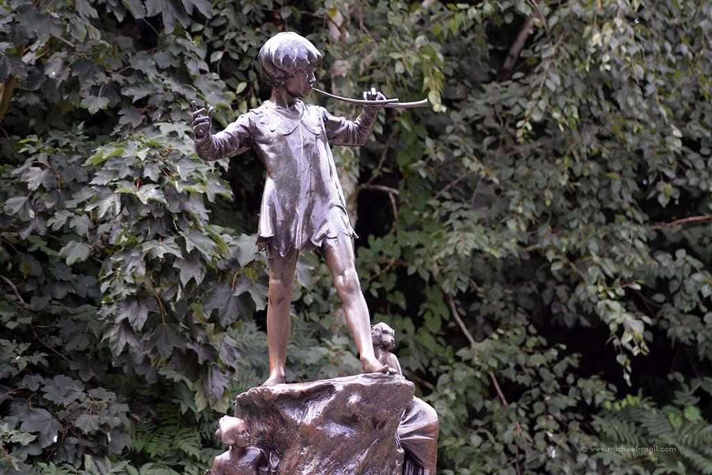 Peter Pan-Figur