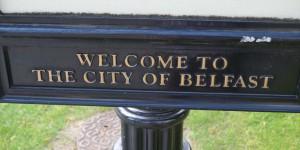 Willkommen in Belfast