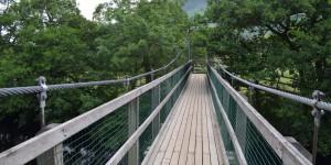 Brücke zum Ben Nevis