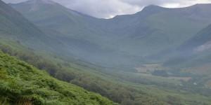 Blick nach Glen Nevis