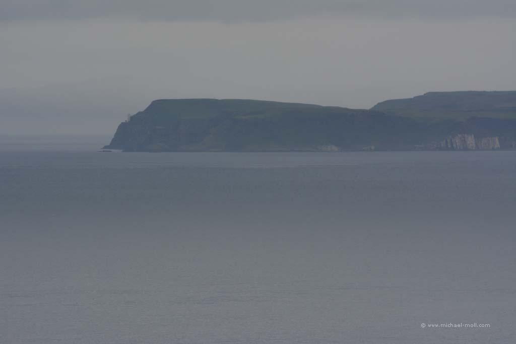 Küste in Nordirland