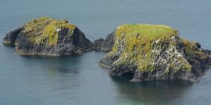 Küste vor Nordirland