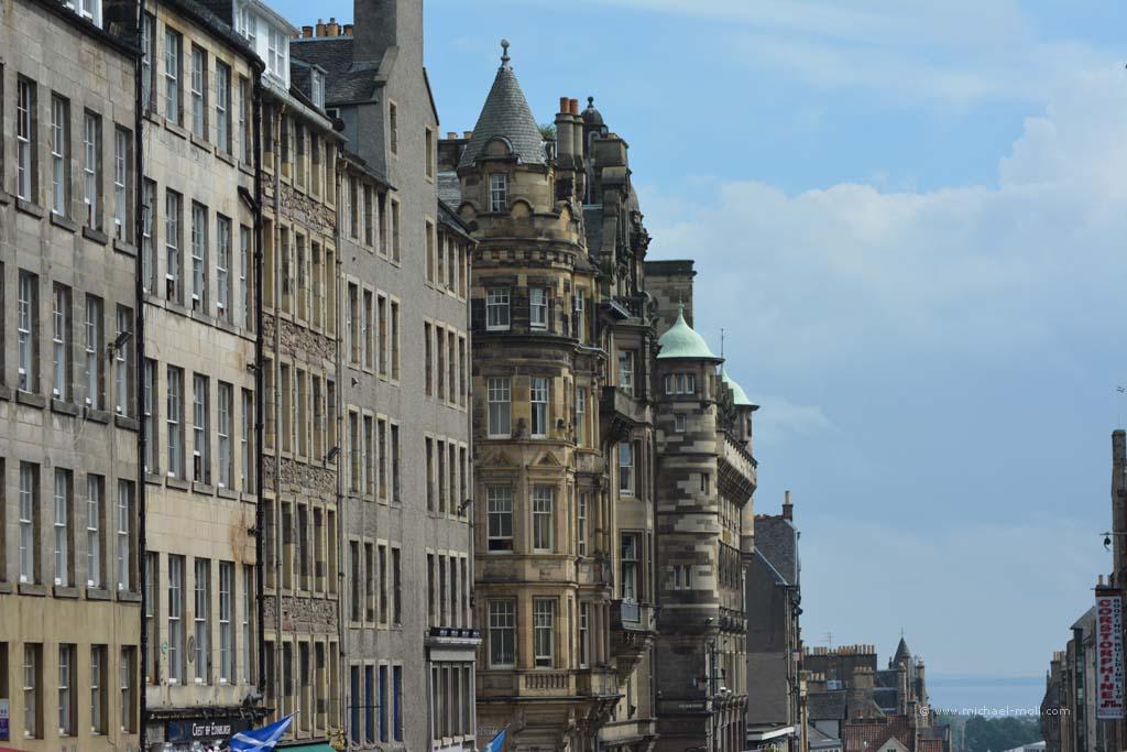 Architektur in Edinburgh