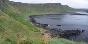 Nordirische Küste
