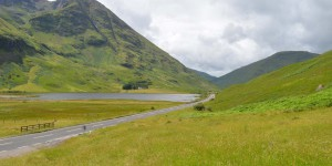Berge in Schottland