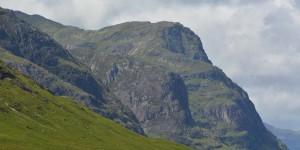 Markante Berge
