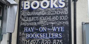 Bücherdorf Hay-on-Wye