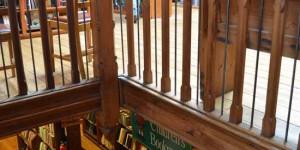 Buchhandlung im Bücherdorf von Wales