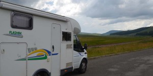 Mit dem Wohnmobil auf die Isle of Skye
