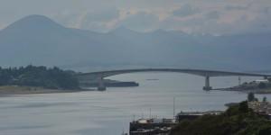 Brücke zur Isle of Skye
