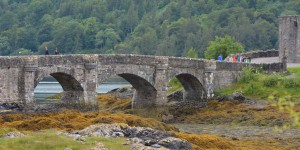 Brücke zum Schloss