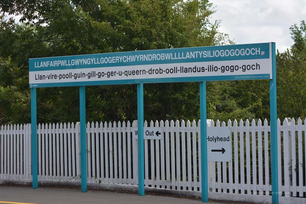 Der längste Ortsname Europas