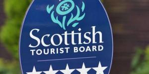 Touristinformation in Schottland