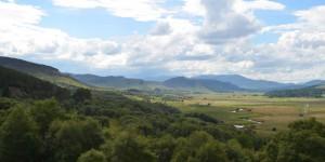 Schottische Landschaft